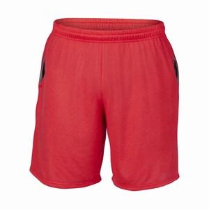 Gildan 44S30 short red