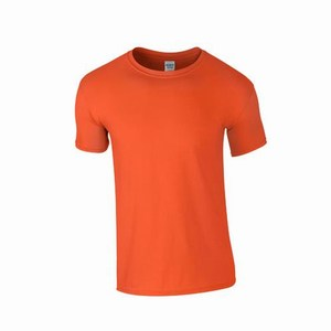 Gildan 64000 T-shirt softstyle orange