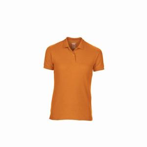 Gildan 75800L dames sport poloshirt safety orange