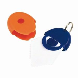 Sleutelhanger Neat, blauw, oranje