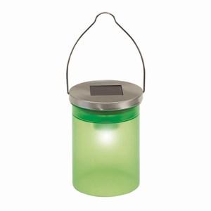 Solar lamp Celebration. Groen.