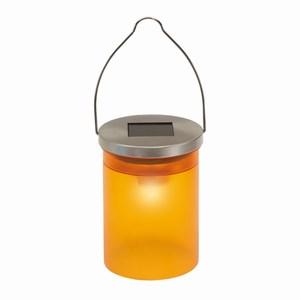 Solar lamp Celebration. Oranje.