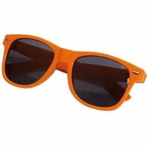 Zonnebril Stylish. Oranje.