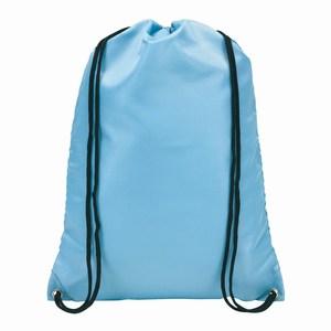210D polyester rugzak Town, licht blauw