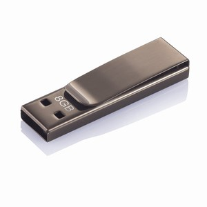 Tag USB stick, 8 GB, zwart